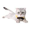 Зай Зай Ji животное собака кошка галстук галстук джентльмен красивый праздник лук черный и белый L
