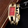 Лучшие брендовые роскошные часы из нержавеющей стали Женские золотые наручные часы для бизнеса Кварцевые часы Элегантные часы все цены