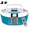 Panda (PANDA) CD-820 CD машина магнитофоны видео машины пренатальной машина DVD-плеер рекордер магнитофоны радио карты MP3 аудио (красный) машины drift машина фрикционная такси