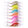 1шт Ball Crankbait Bass Baits 8cm-3.15 /9.38gg-0.33oz Crank Fishing Lures 8 Цвет 4 # Крючок Рыбалка Снасти