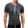 Brand 2017 Fashion Male O-Neck Polo Shirt Man Solid Color Slim Polo Men XXXL