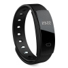 Makibes QS80 Heart Rate Smart Band Blood Pressure Monitoring Smart Wristband Fitness Tracker Smart Bracelet for IOS Android edwo df23 smartband heart rate monitor waterproof swimming smart wristband health bracelet fitness sleep tracker for ios android