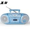 熊猫(PANDA) F-6608台式复读机 收录机 磁带复读机 U盘MP3播放器 插卡播放机 英语学习机 德劲(degen)de36 全波段收音机 插卡mp3音响 校园广播 高考四六级听力考试