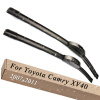 Wiper Blades for Toyota Camry XV40 24&20 Fit Hook Arms 2007 2008 2009 2010 2011 toyota camry
