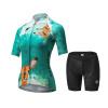 Mai Senlan (MYSENLAN) M0110401 лето с короткими рукавами трикотажные костюмы женский горный велосипед одежды Волшебник страны Оз оленя M велосипедные перчатки mai senlan m81013