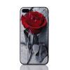 Retror красная роза чехол для iPhone 6 7 6s плюс 3D помощи окрашенные цветы мягкая обложка обратно ТПУ для iPhone 6 7 6s чехол котик snow для iphone 6 6s