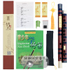 Bamboo Shine Флейта Оркестр Bone Blossom Bone Flute Утонченная бамбуковая флейта E tone флейта chinese bamboo flute dizi dizi bambu flauta c d e f g chinese bambu flauta dizi