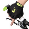 Sireck Велосипедные перчатки Половина перчаток Велосипедные перчатки Велосипед Гель Pad Гонки Велосипедные перчатки Мужские женски велосипедные перчатки mai senlan m81013