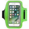 BIAZE Running сенсорный экран мобильного телефона кронштейн кронштейн с открытым верхом пакет подходящим для Apple, iPhone / Huawei / проса / Самсунг (5,8 дюйма Allen) JK143- зеленый экран на самсунг галакси 3