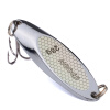 1PC Top Metal Spoon Lure 28g Metal Bass Приманки Серебряная ложка Рыбалка Приманка Крючок Металл Приманка Рыбалка Снасти