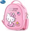 Hello Kitty HELLO KITTY детей сумка сумка принцессы розовый рюкзак девушки R1003
