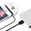 цена на Fly чи flydigi WEE ручка Play Play зарядный кабель телефонной линии переключения зарядный кабель локтевой Android