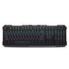 Rapoo V560 свет смешивания механической клавиатуры игровой клавиатуры клавиатура с подсветкой клавиатуры компьютера клавиатуры ноутбука черный зеленый ось rapoo