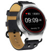 Makibes Talk T1 Android 5.1 Bluetooth Smart Watch MTK6580 Support GPS WIFI Heart Rate Monitor Google Play Map 3G Smart crcular shape no 1 d5 android 4 4 bluetooth gps smart watch with heart rate monitor google play gps 4g rom 512m ram smartwatch