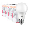 OSRAM (OSRAM) LED Bulb Bulb 4.5W E27 большой рот теплый белый желтый только четыре new projector bare bulb for optoma eh415 hd37 w415e oem osram inside p vip 280w