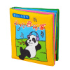 LALABABY / La Labu книга детское кольцо бумага книга ткани ребенка книга Маленький музыкант Kai Монгбвалу книга новосела