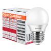 Супермаркет] [Jingdong Osram (OSRAM) Светодиодная лампа лампа 4.5W E27 маленький большой рот теплый желто-белый четыре лампа светодиодная osram mr16