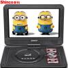 Shinco (Shinco) M180 DVD-плеер, портативный DVD-плеер двигаться dvdvcd плеер 8 дюймов (черный) плеер