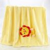 Fisher-Price  детские мультяшные одеяла детские детские фланелевые одеяла полотенца суб-80 * 100CM лев одеяла