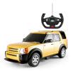 Star (Rastar) 1:14 Автомобили Land Rover Discovery 3 дистанционного управления модель автомобиля моделирование 21900 желтый руководящий насос range rover land rover 4 0 4 6 1999 2002 p38 oem qvb000050