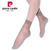 Пьер Карден шелковые носки 6 пар бархатные воздухопропускаемые противоскользящие носки askomi носки шелковые askomi ag 1230 черный