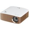 Проектор проектора LG PH150G-GL (разрешение 720P HD 150 люмен мобильного телефона / мини-портативная проекция Bluetooth-литиевая батарея) гайка jmgo s1 домашний проектор проектор лазерного телевизора разрешение 1080p разрешением 3000 люмен мобильного телефона
