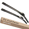 Wiper Blades for Ford Fusion Europe Model 22&16 Fit Hook Arms 2002 2003 2004 2005 2006 2007 2008 wiper blades for chevrolet trailblazer asia pacific model 22