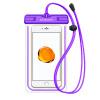 Водонепроницаемый чехол, Сумка Сумка Сумка с прозрачным подводным пакетом для всех сотовых телефонов с новым дизайном гарнитура для сотовых