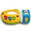 Хао Юань ребенка Просвещения головоломки детские игрушки детские игрушки многофункциональный музыкальный светящийся фонарик Симфония