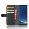 GANGXUN Samsung Galaxy S8 Чехол из натуральной кожи Магнитный флип-чехол Kickstand Card Слот-кошелек для Samsung S8