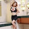 Си Ли Люди сексуального нижнего белья плотного пакета хип сексуального секретарь юбка костюм искушение ролевой Сао см для сексуального здоровья длина 12 16 см