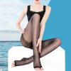 [Супермаркет] Jingdong четыре пары Langsha чулки порошковая проволока с открытым носком носки тонкие модели секси голова рыбы женщин колготки чулки цвета размер