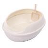 США номера карт ящик для мусора - типа бентонит три полузакрытых кошка туалета No. толстого кота ящик для мусора животное кошки фекалии бентонита кошачьих туалетов кошки унитаз белого молока унитаз дачный для уличного туалета в спб