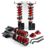 Новые Coilovers для Subaru Impreza WRX STI GDB подвеска Катушка ударной стойки Kit epman intercooler y pipe hose kit for subaru wrx sti gdb ggb 2 0 00 07 ver 7 9 3pcs ep sbt007