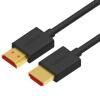 Lenovo Lenovo HD01 черный 3 м кабель высокой четкости HDMI кабель телевизионный кабель компьютерный кабель 4K проектор кабель