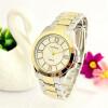 Mода нержавеющей стали Кварцевые мужские часы CONTENA Мода Золотые браслеты Наручные часы Роман Количество Часы
