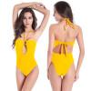 2017 Горячая продажа One Piece Купальники Купальники Женщины Бразильский бинт Sexy Beachwear Bodysuit Monokini купальники