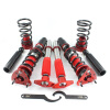 New Adjustable Coilover Fit For 04-09 Mazda 3 Coil Suspension Spring Struts Kit ветровики skyline mazda 3 hb5d 09