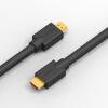 Lenovo Lenovo HD01 черный 8 м линия высокой четкости hdmi line 4K TV кабельный компьютер проектор кабельная инженерная версия руи мин la212105 hdmi цифровая линия высокой четкости hdmi2 0 версия 1 8 м