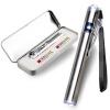 Высокое качество Комплект утюга коробки Портативный проблесковый свет СИД handlight mini 2W с батареей aaa для кемпинга, подарка,