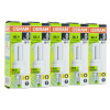 Супермаркет] [Jingdong мини-OSRAM OSRAM CFL 5W теплый белый Е14 (пять загружен) автолампы н1 osram 4100