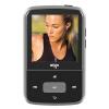 Patriot (aigo) mp3-плеер MP3-107 мини-музыкальный плеер mp3 студия высокого качества звук работает спортивный пояс назад клип мода свет 8G память серый patriot aigo плеер hifi mp3 плеер mp3 108 мультимедийный высококачественный портативный mp3 плеер серый