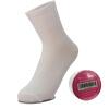 Pantheon путешествия переносные одноразовые носки мужчины и женщины спрессованные носки товары для путешествий женские модели плоские белые