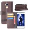 GANGXUN Huawei Honor 6A Чехол из натуральной кожи Magnetic Flip Cover Kickstand Слот для карт Wallet Coque для Huawei Honor 6A