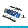 Nano V3 ATmega328/CH340G, Micro USB, Pin headers NOT soldered. Compatible for Arduino Nano V3.0 адаптер wi fi asus usb n10 nano usb2 0 802 11n 150mbps nano size usb n10 nano