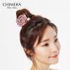 Химера (Chimera) волосы ювелирных изделий цветения розовых волосы кольцо волосы Shengpi сухожилие