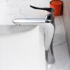 HIDEEP Ванная Смеситель для раковины Смеситель для горячей и холодной воды Латунь смеситель для биде smartsant тренд sm054005aa