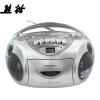 熊猫(PANDA)CD-106 CD机 收录机 U盘音响 播放机 磁带机 录音机 胎教机 学习机 教学机 收音机 德劲(degen)de1126 数字调谐 全波段收音机 mp3播放器 数码音响 高考四六级听力考试 录音笔