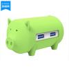 ORICO H4018-U3 творческая свинья USB HUB(три USB3.0 Port_ SD / TF Card Reader) orico 30 ports industrial usb2 0 hub for tf sd u disk data test batch copy balck