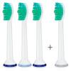 Jiapei применяется днище электрического зубной щетки HX6013 Philips HX6730 / 6761/6511/3226/3216/6972/3130/3120/3110 стандарта, чтобы послать (3 + 1 загружено) радиатор охлаждения газ 3110 медный 3 рядный